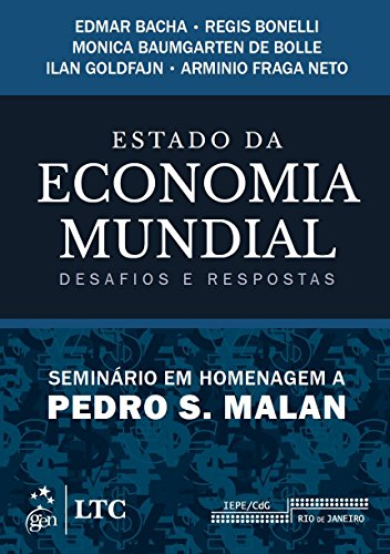 9788521627371: Estado da Economia Mundial: Desafios e Respostas