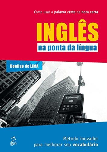 9788521628422: Inglês na Ponta da Língua (Em Portuguese do Brasil)
