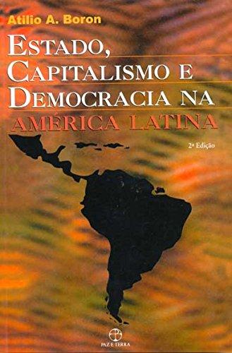 9788521900542: Estado, Capitalismo e Democracia na America Latina