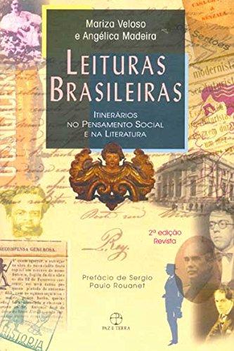 Leituras Brasileiras: Itinerarios no Pensamento Social e na Literatura (Portuguese Edition): Mariza...