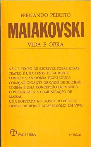9788521906667: Maiakovski, Vida e Obra (Em Portuguese do Brasil)