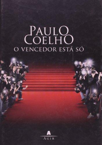 O vencedor esta so: Paulo Coelho