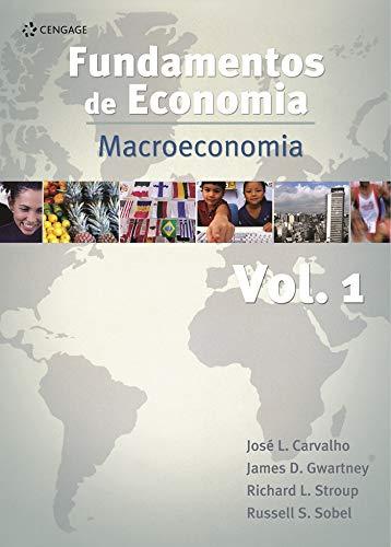9788522105014: FUNDAMENTOS DE ECONOMIA - VOL. I - MACROECONOMIA