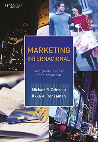 Marketing Internacional (Em Portuguese do Brasil): Illkka Ronkainen