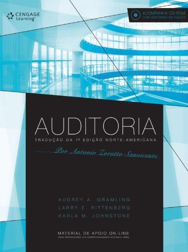 9788522109036: Auditoria (Em Portuguese do Brasil)