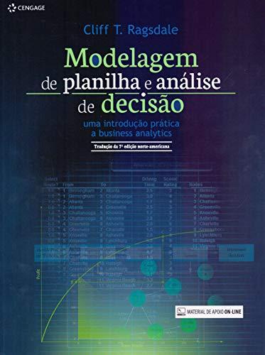 9788522117741: Modelagem de Planilha e An‡lise de Decis‹o: Uma Introdu‹o Pr‡tica a Bussines Analytics