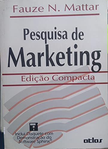 9788522414536: Pesquisa De Marketing (Em Portuguese do Brasil)