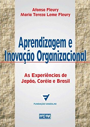 9788522416899: Aprendizagem e Inovação Organizacional. As Experiências de Japão, Coréia e Brasil (Em Portuguese do Brasil)