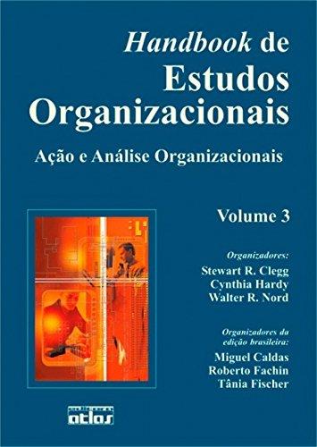 9788522430185: Handbook de Estudos Organizacionais - Vol.3