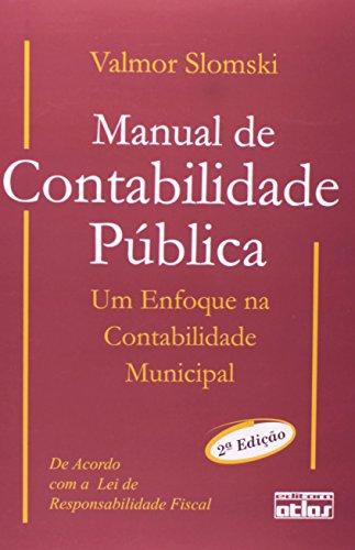9788522433865: Manual de Contabilidade Pública