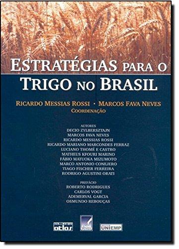 9788522436866: Estratégias para o Trigo no Brasil
