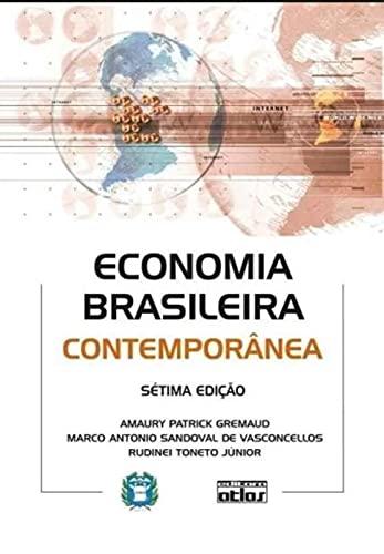 9788522437788: Economia Brasileira Contemporanea (Em Portuguese do Brasil)