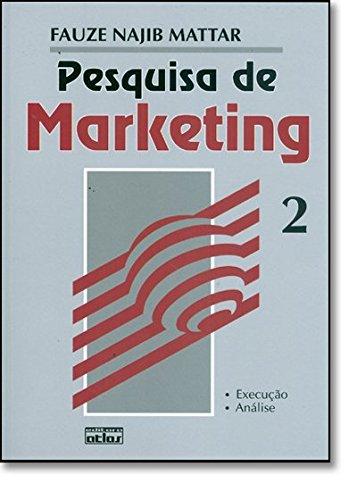 9788522443840: Pesquisa De Marketing - Volume 2 (Em Portuguese do Brasil)