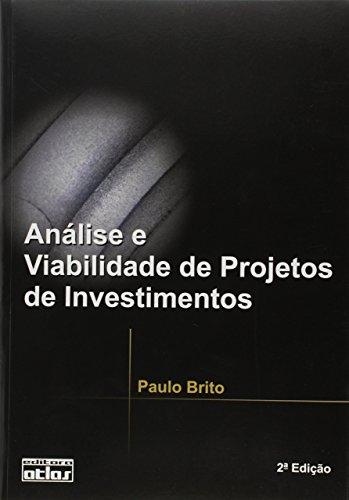 9788522444946: Analise e Viabilidade de Projetos de Investimentos