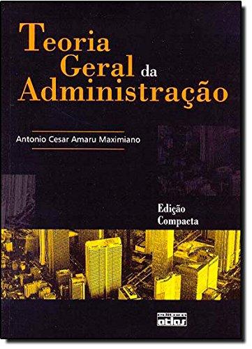 9788522445080: Teoria Geral da Administração