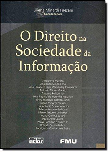 9788522445936: O Direito na Sociedade da Informação (Em Portuguese do Brasil)