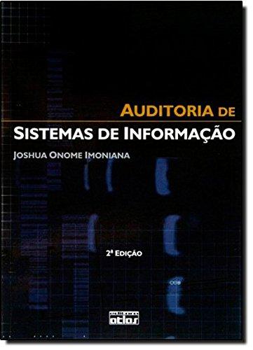 9788522450022: Auditoria de Sistemas de Informação (Em Portuguese do Brasil)