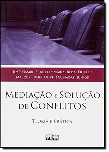 9788522450503: Mediacao e Solucao de Conflitos: Teoria e Pratica