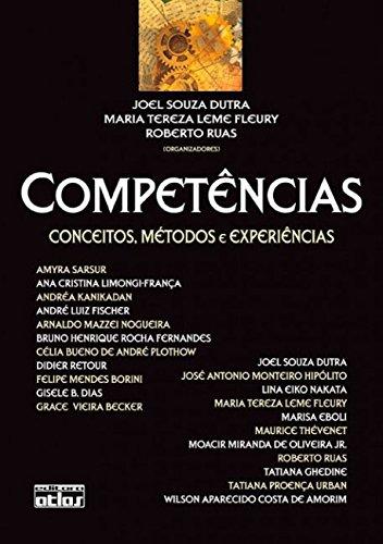 9788522450794: Competências. Conceitos, Métodos e Experiências (Em Portuguese do Brasil)