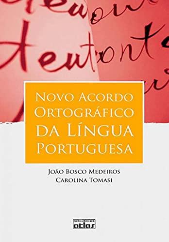 9788522453733: Novo Acordo Ortográfico da Língua Portuguesa (Em Portuguese do Brasil)