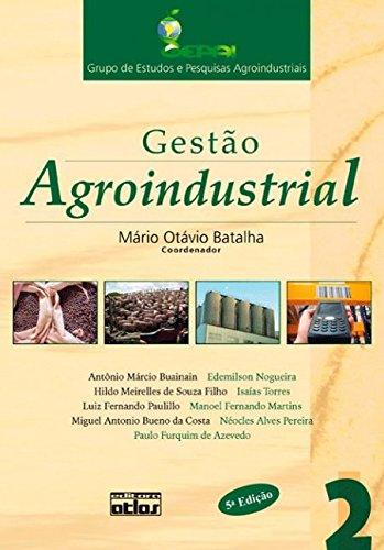 9788522454495: Gestao Agroindustrial - Vol.2