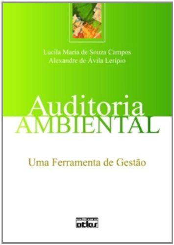 9788522454785: Auditoria Ambiental: Uma Ferramenta de GestAo