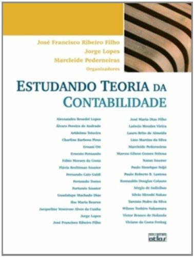 9788522455409: Estudando Teoria da Contabilidade (Em Portuguese do Brasil)