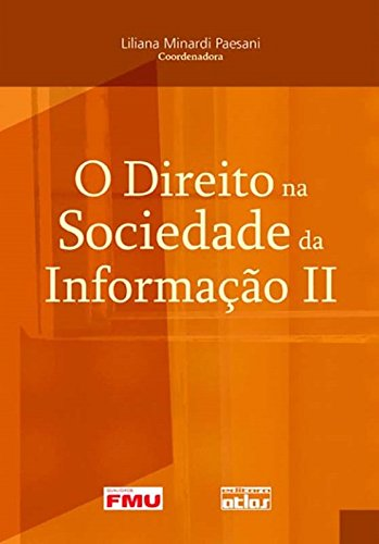 9788522456260: Direito na Sociedade da Informacao, O - Vol.2