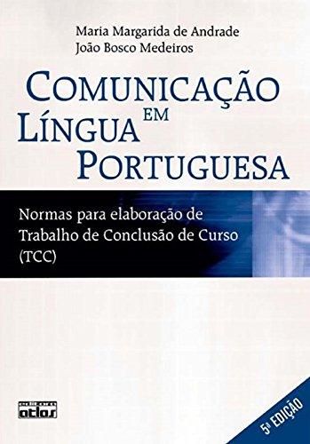 9788522456840: Comunicacao em Lingua Portuguesa