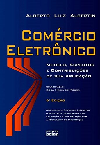 9788522456857: Comercio Eletronico: Modelo, Aspectos e Contribuioes de Sua Aplicaao