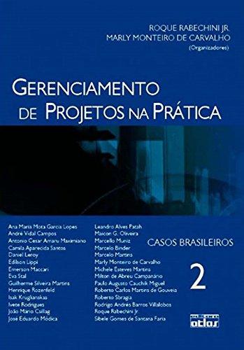9788522456987: Gerenciamento de Projetos na Prática. Casos Brasileiros - Volume 2 (Em Portuguese do Brasil)