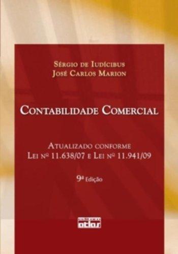 9788522459780: Contabilidade Comercial (Em Portuguese do Brasil)