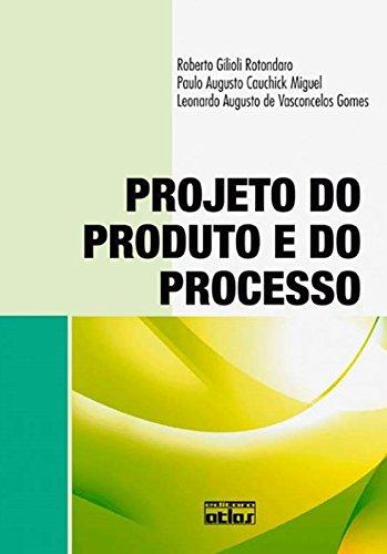 9788522460595: Projeto do Produto e do Processo