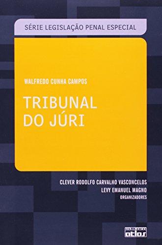 9788522460694: Tribunal Do Jauri