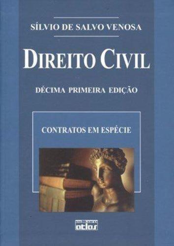 9788522461837: Direito Civil: Contratos em Especie - Vol.3