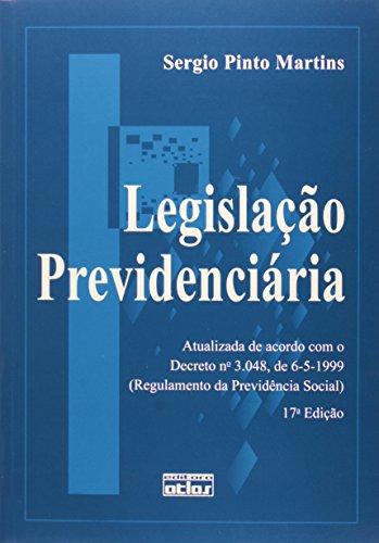 9788522463534: Legislação Previdenciaria
