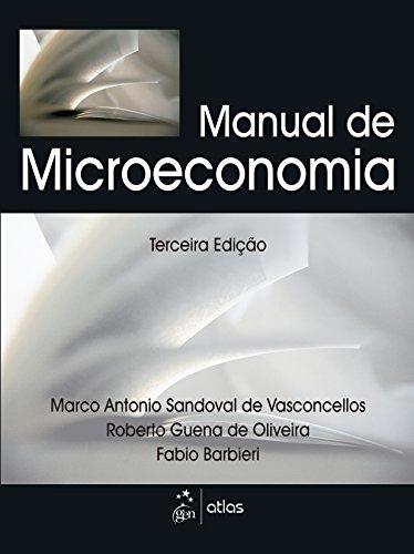 9788522463664: Manual de Microeconomia (Em Portuguese do Brasil)
