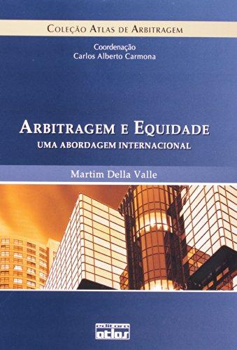 9788522467853: Arbitragem e Equidade: Uma Abordagem Internacional