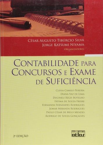 9788522469970: Contabilidade Para Concursos E Exame De Suficiencia