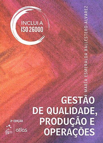 9788522471058: Gestão de Qualidade, Produção e Operações (Em Portuguese do Brasil)