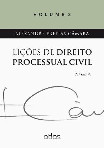 9788522473298: Licoes De Direito Processual Civil - Volume 2 (Em Portuguese do Brasil)