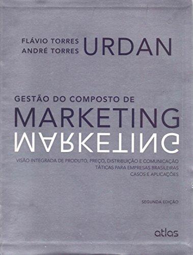 9788522473403: Gestao do Composto de Marketing