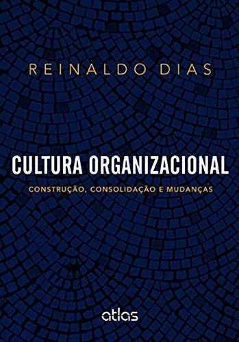 9788522474691: Cultura Organizacional: Construcao, Consolidacao e Mudancas