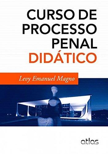 9788522475315: Curso de Processo Penal Didático (Em Portuguese do Brasil)