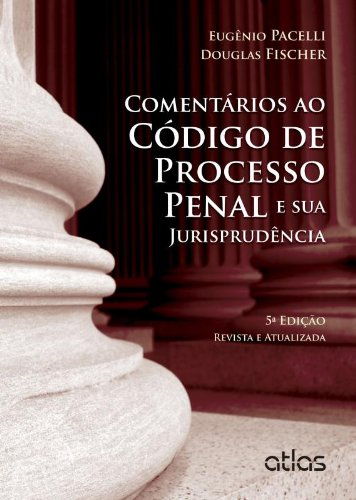 9788522477609: Comentários Ao Código De Processo Penal E Sua Jurisprudencia (Em Portuguese do Brasil)