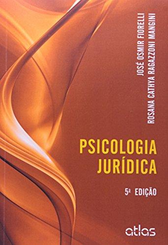 9788522486199: Psicologia Juridica
