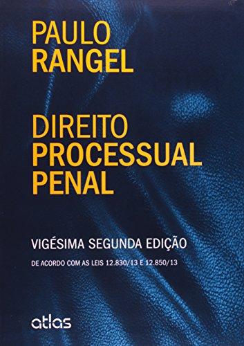 9788522487059: Direito Processual Penal (Em Portuguese do Brasil)