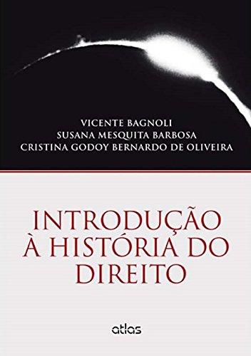 9788522488254: Introdução à História do Direito (Em Portuguese do Brasil)