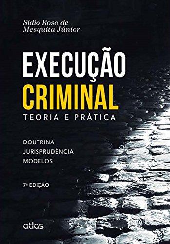 9788522489732: Execuao Criminal: Teoria e Pratica