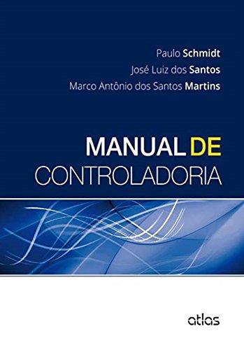 9788522491896: Manual de Controladoria